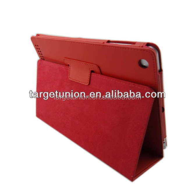 Luxury Leather Smart Case Stand flip Cover for Apple ipad 2 3 4