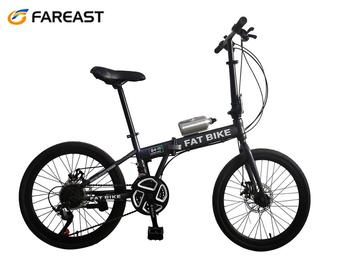 20 inch 21 speed steel folding bicycle for adults