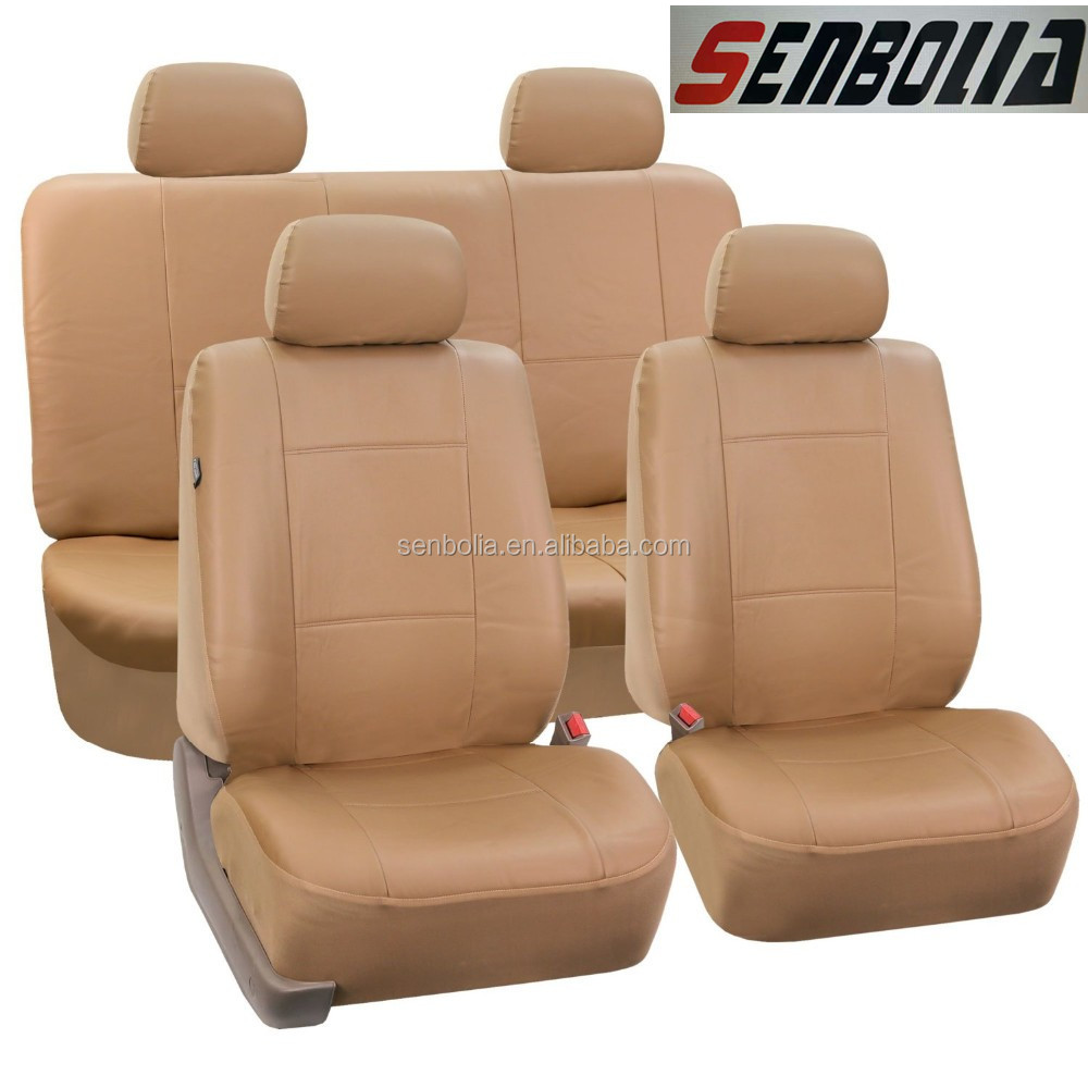 Polyester Nylon Car Seat Covers 57