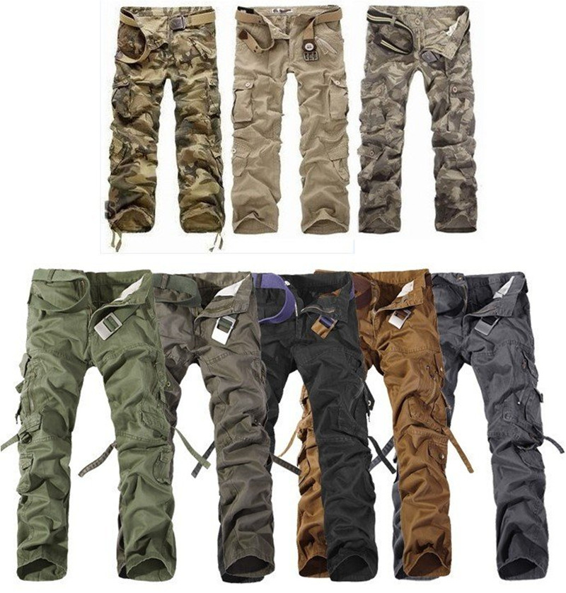 Military Style Cargo Pants, Military Style Cargo Pants Suppliers ...