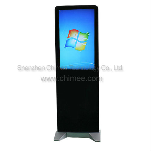 26 inch floor standing customized sizes all in one pc with inter i3 processor(HQ26CS-C2,i3 i5 i7 Opital,17inch to 65 inch)
