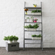 Modern Home Furniture Loft Metal Flower Plant Shelf Stand