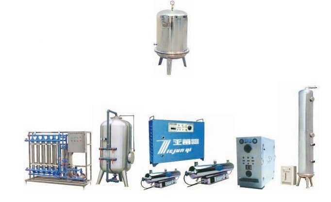 Automatic ro water treatment plant for dialysis