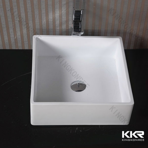 Composite Bathroom Sinks Western Bathroom Sinks,Deep Bathroom ...