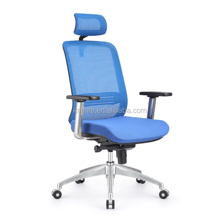 Ergonomic mesh racing office chair office chair mesh seat and back