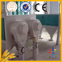2017 Hot Sale 55TPD Electric Multifunctional Automatic Wheat Sorghum Small Scale Flour Mill