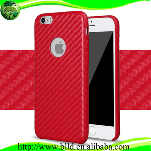 Tartan design carbon fibre mobile phone case, mobile accessories, mobile phone accessories for Iphone