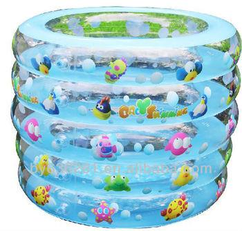 Mini Aufblasbare Baby Schwimmen Pool Kunststoff Wasser Pool Buy