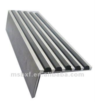 Aluminum Stair Nosing Strips Buy Aluminum Anti Slip