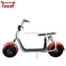 warehouse in Netherlands 1000w 2 seat mobility scooter citycoco/seev/woqu with CE Toodi