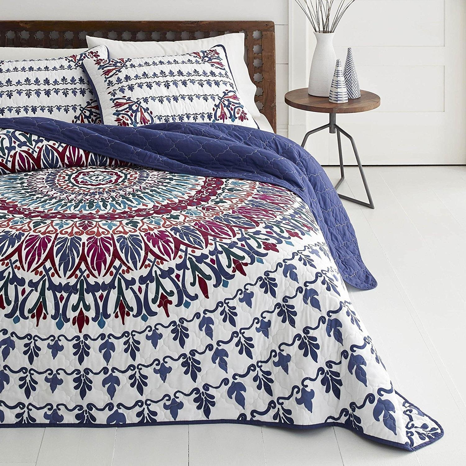 Cheap Blue And Purple Quilt Find Blue And Purple Quilt Deals On