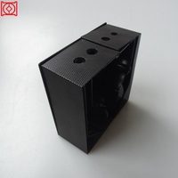 professional oem custom high quality speaker box plastic mold with high precision