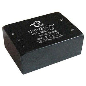 PA-D Series 5-10W Pin type AC/DC module power source