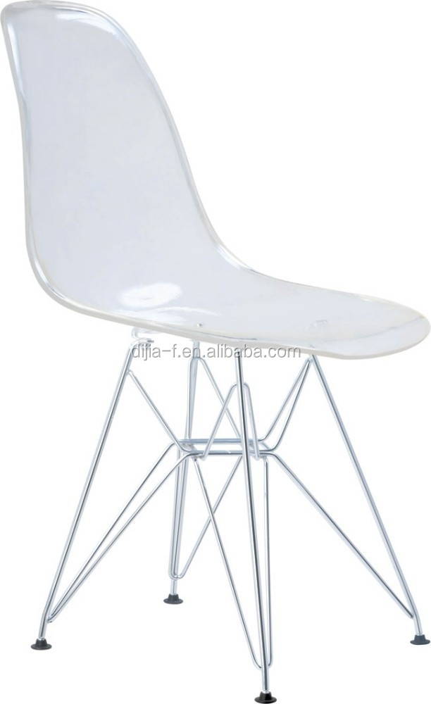 Transparent Design Cheap Acrylic Dining Chairs