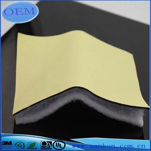 free sample adhesive backed foam padding