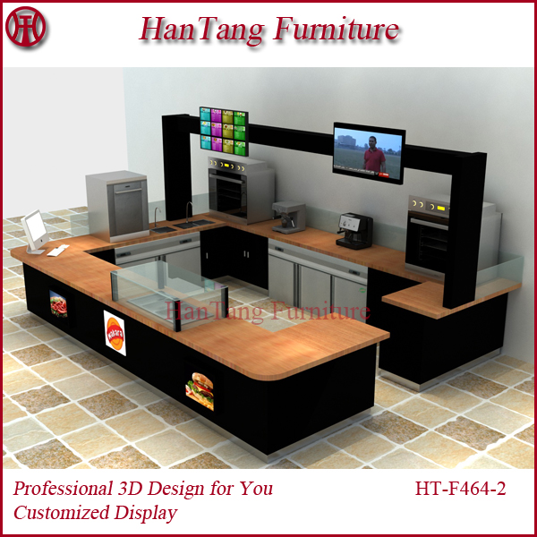 Machine Shop Floor Plans: Shopping Mall Indoor Coffee Shop Layout Design For Sale