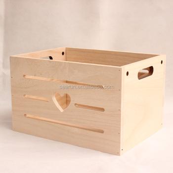 Charmant Wholesale Mini Vintage Decorative Wood Fruit/vegetable Crates,Clothes  Storage Box