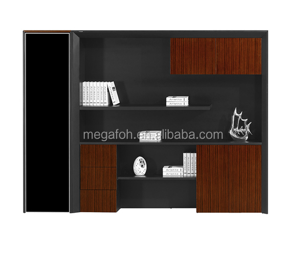 Elegant MFC office filing cabinet fittings factory price(FOH-UMW306)