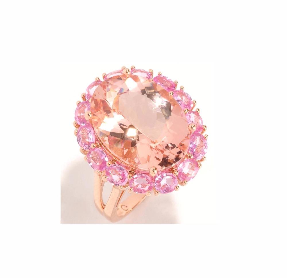 China pink cz ring wholesale 🇨🇳 - Alibaba