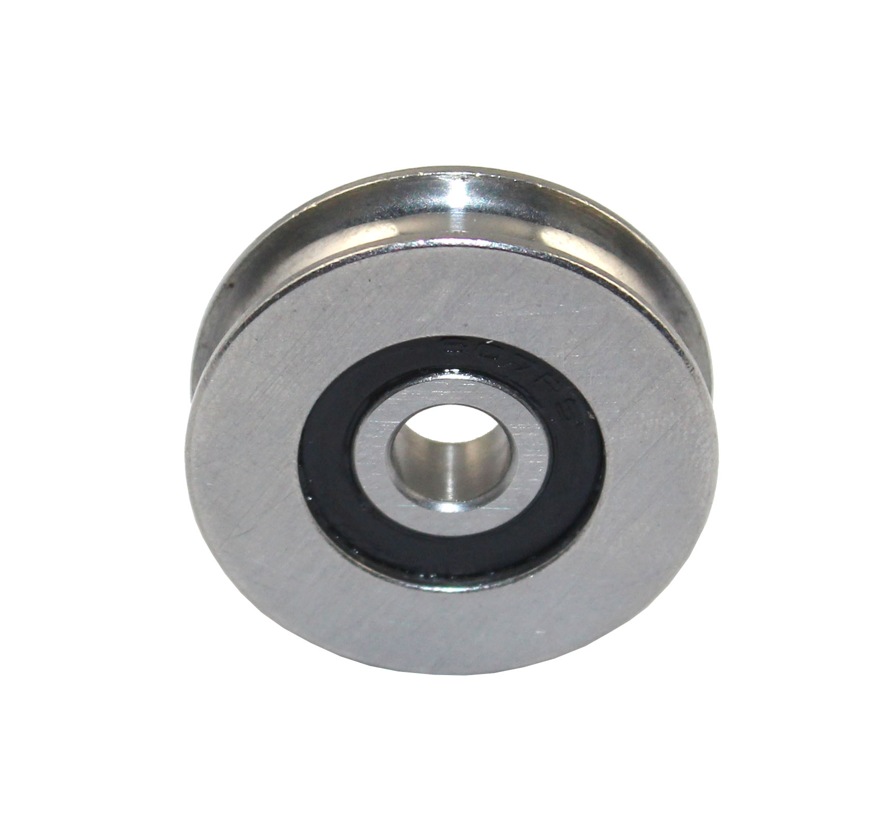 Newest Non Standard S625 2rs Stainless Steel Pulley Wheel