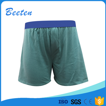 Best Selling Wholesale Cotton Material Male Mens Penis Eco Friendly Booty Shorts Men Underwear