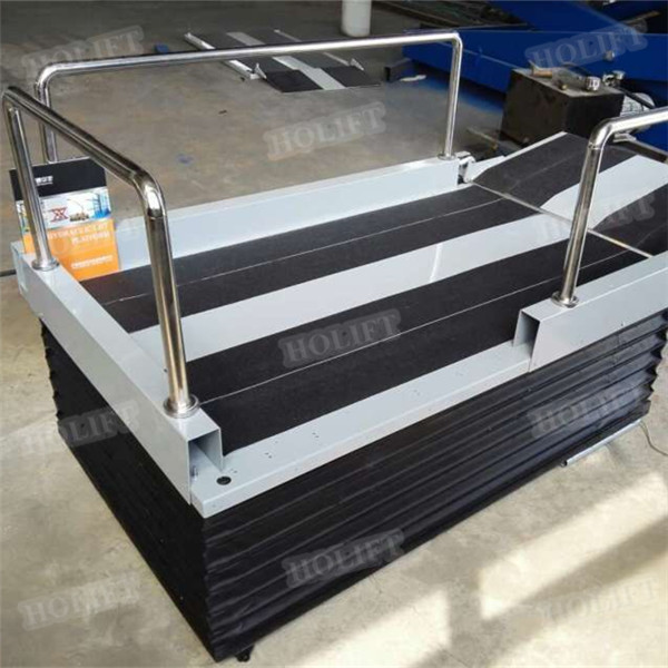 Electric Hydraulic Wheelchair Lift : Off outdoor vertical electric hydraulic wheelchair