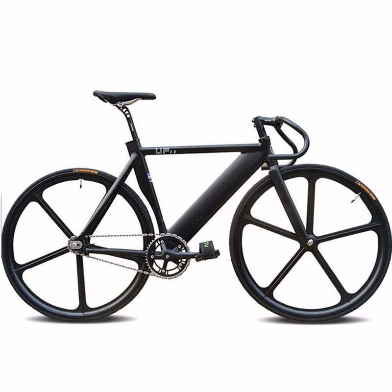 1ee44023db6 singlBicycle 700C Aluminium Alloy Frame Fixie Road Bike 70mm Rim Track Bike  Cycle single speed Fixed