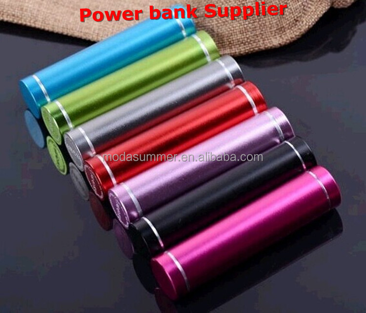 OEM portable power bank charger 20000mah, power bank 2600mah,universal mobile battery power bank for customer request