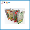 Dried fruit packaging bag/plastic ziplock dry vegetable packaging bag/stand up ziplock pouch