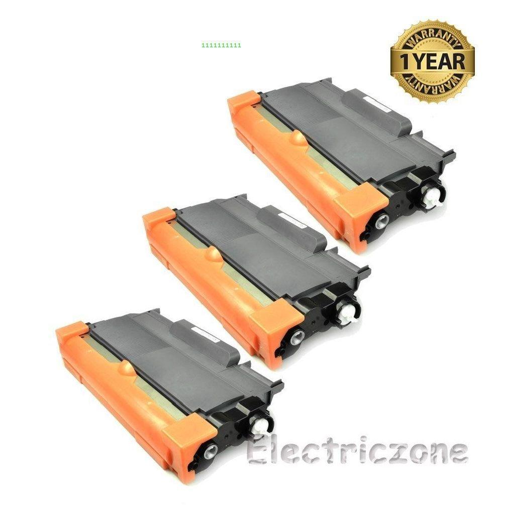 Ledona 3Pk Tn450 High Yield Toner Cartridge For Brother Tn420 Mfc-7360N 7860Dw 7460Dn