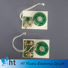 talking modules with motion sensor/motion talking modules