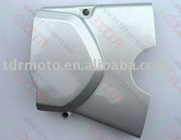 plastic engine side cover/ATV parts