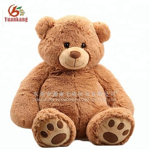 Custom Cheap Giant Huge Sized Bear Doll 100cm 120cm 150cm 160cm 200cm 2 Meter 250cm 300cm 3m Big Large Fat Plush Teddy Bear
