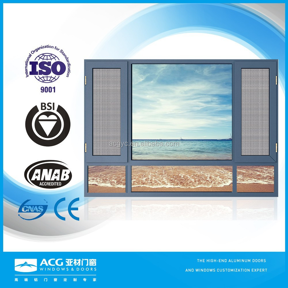 ACG Brand china manufacture high quality window blinds aluminum