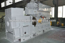 HFO power plant for marine and industry use