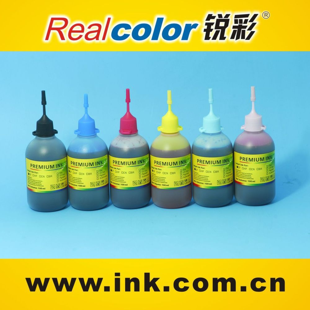 100ml Universal Black Refill Dye Ink For HP for CANON for EPSON Printers