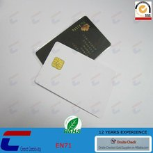 fudan chip contact card
