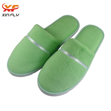 Personalized Unisex Closed-toe Hotel Slippers