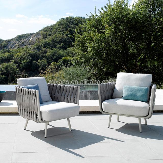 Mixarts garden outdoor rope furniture sofa