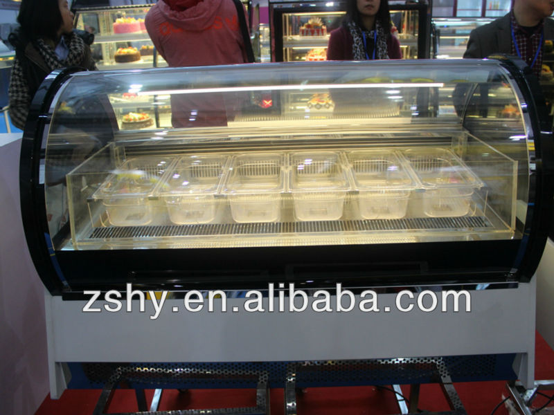 countertop ice cream freezer with mini size