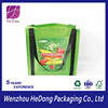 arm shoulder handle non-woven shopping bag made by machine