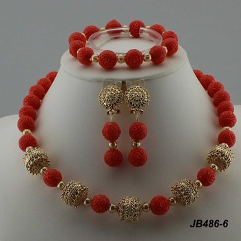wholesale italian jewelry african necklace bead accessories for