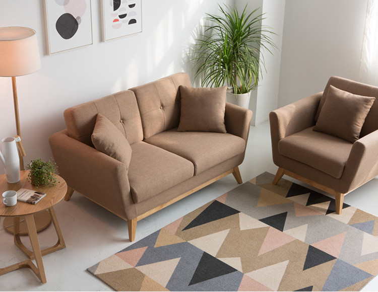Gute Qualität Arabischen Stil Sofa Möbel Braun Wohnzimmer Stoff Sofa Setzt