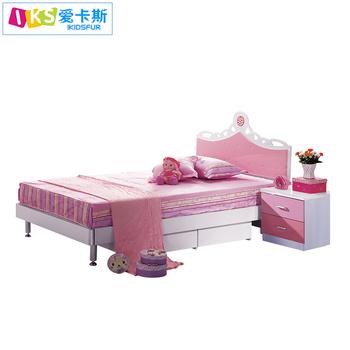 new design and popular bed for girls of kids bedroom furniture sets rh alibaba com