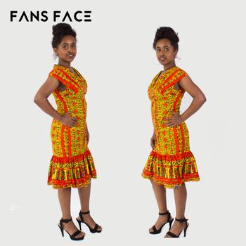 f01e7d35ae1 Cotton African Ghana Fashion Dresses