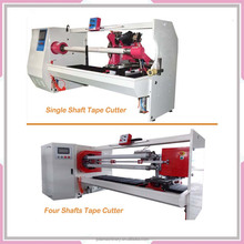 Large Diameter POS Paper Roll Log and Slitting Machine