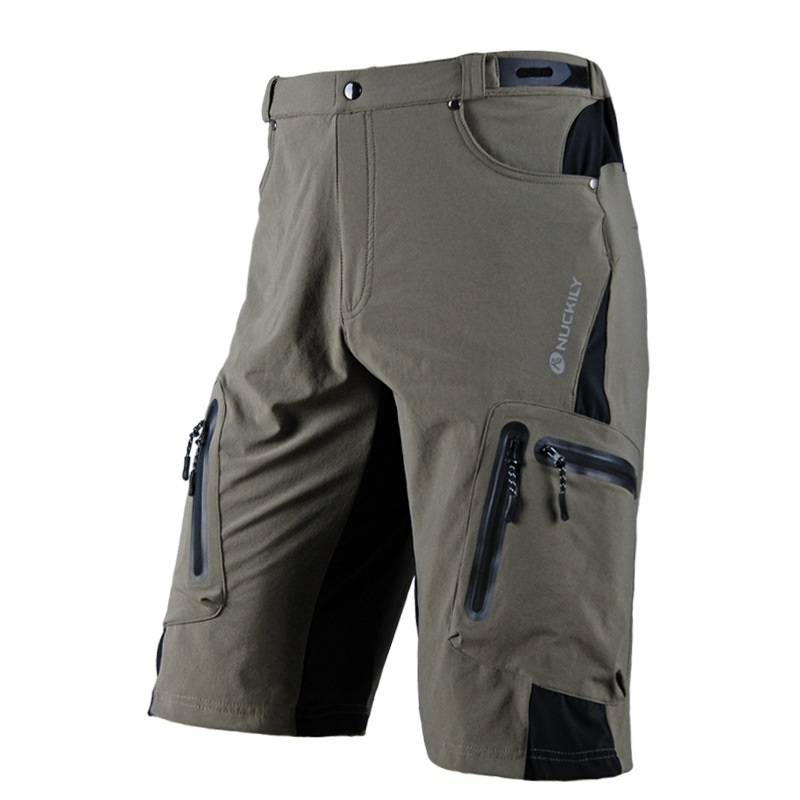 Men quick dry outdoor fishing downhill cycling shorts wholesale