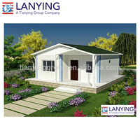 Modern Easy Assembly Camella Model House