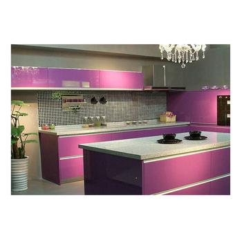 Candany Mobili Da Cucina Viola Su Misura Modulare Cucina Moderna - Buy  Armadio Da Cucina Moderna,Moderna Armadio Da Cucina,Armadio Da Cucina  Moderna ...