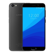New Umidigi G 5.0 inch Android Phone MTK6737 Quad-core 2GB RAM 16GB ROM Google Phone 4G LTE Compact Global Mobile Phone